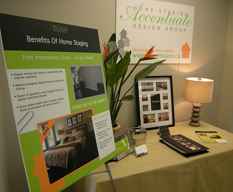 Accentuate at the Home Show